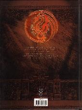 Verso de Morgana -4- La voix des Eons
