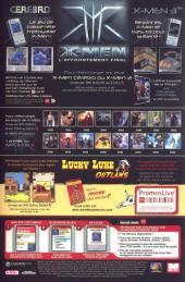 Verso de Ultimate Fantastic Four -14VC- La tombe de Namor