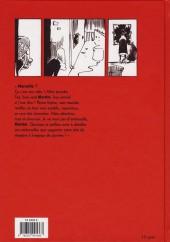 Verso de Abigaël Martini - Tome 1