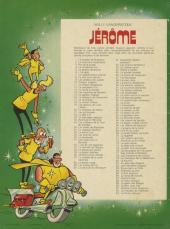 Verso de Jérôme -93- le koala masqué