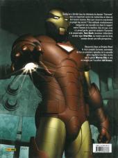 Verso de Iron Man : Extremis - Extremis