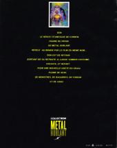 Verso de Den -2- Seconde époque