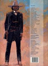 Verso de Blueberry (La Jeunesse de) -1d1997- La Jeunesse de Blueberry