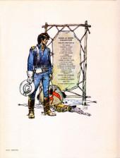 Verso de Blueberry (La Jeunesse de) -2- Un yankee nommé Blueberry
