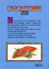 Verso de Jehan et Armor -5- Carcassonne 1209