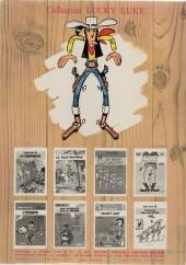 Verso de Lucky Luke -4a68- Sous le ciel de l'Ouest
