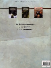 Verso de Le grand pouvoir du Chninkel - Tome INT
