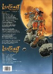 Verso de Lanfeust des Étoiles -6- Le râle du flibustier