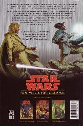 Verso de Star Wars - Nouvelle République -1- Jedi Academy