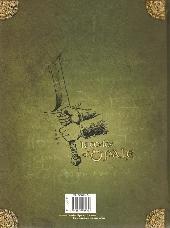 Verso de Les forêts d'Opale -HS- Le Codex d'Opale