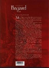 Verso de Bayard - L'histoire de Bayard en BD