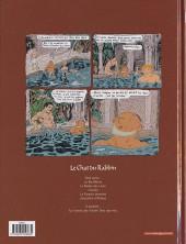 Verso de Le chat du Rabbin -5- Jérusalem d'Afrique