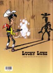 Verso de Lucky Luke -34FL- Dalton city