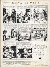 Verso de Moustache et Trottinette (Mensuel) -8- Moustache et Trottinette au Far West (2)