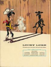 Verso de Lucky Luke -40- Le grand duc