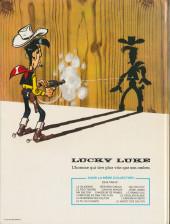 Verso de Lucky Luke -47- Le magot des Dalton