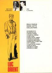 Verso de Luc Orient -10c1983- Le 6ème continent