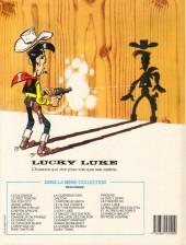 Verso de Lucky Luke -57- Nitroglycérine