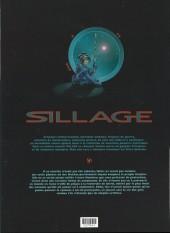 Verso de Sillage -6FL- Artifices