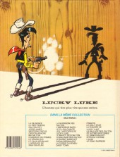 Verso de Lucky Luke -59- Le Pony Express