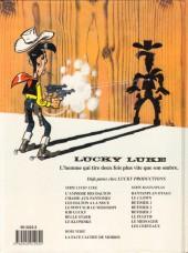 Verso de Lucky Luke -65- Le Klondike