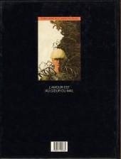 Verso de Complainte des Landes perdues -2- Blackmore