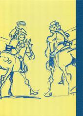 Verso de Les tuniques Bleues -50TT- La traque