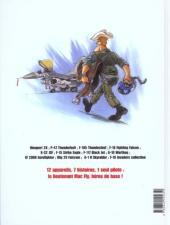 Verso de Lieutenant Mac Fly -2- Mach 2