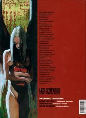 Verso de Le maître de jeu -1b2004- Testament