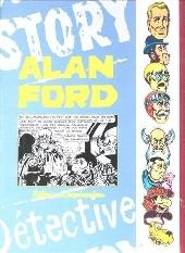 Verso de Alan Ford (Coffre à BD) -3- Opération 100 000 $