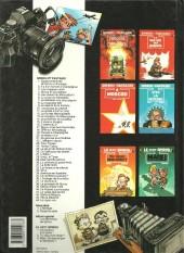 Verso de Spirou et Fantasio -34b93- Aventure en Australie
