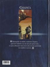 Verso de Nova Genesis -4- Orion