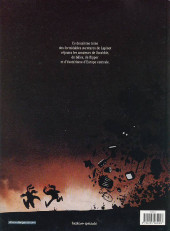 Verso de Lapinot (Les formidables aventures de) -5ES- Pichenettes