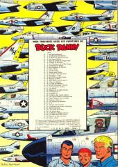 Verso de Buck Danny -7e1980- Les trafiquants de la Mer Rouge