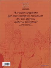 Verso de La croix de Cazenac -3- Le sang de mon père