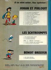 Verso de Johan et Pirlouit -10b67- La guerre des 7 fontaines