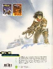 Verso de Gipsy -2- Les feux de Sibérie