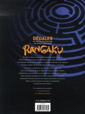 Verso de Rangaku -1- La cité sans nuit