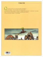 Verso de Septentryon -1- La calotte jaune