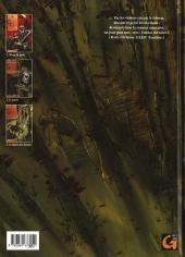 Verso de Gorn -3- La danse des Damnés