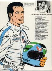 Verso de Michel Vaillant -1f1983- Le grand défi