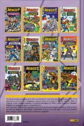 Verso de Avengers (The) (L'intégrale) -2- L'intégrale 1965