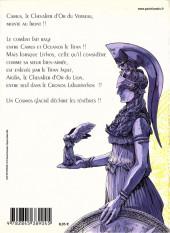 Verso de Saint Seiya Épisode G -10- Tome 10