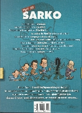 Verso de Tout sur -2- Sarko