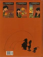 Verso de Les innommables (Premières maquettes) -42- Ching Soao