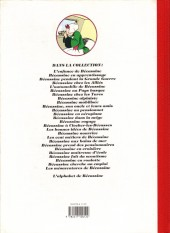 Verso de Bécassine -16b- Bécassine en aéroplane