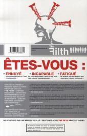 Verso de Filth (The) - The Filth