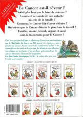 Verso de Le mini-guide -4- Le mini-guide du Cancer