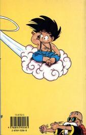 Verso de Dragon Ball (Albums doubles de 1993 à 2000) -2- Kamehameha