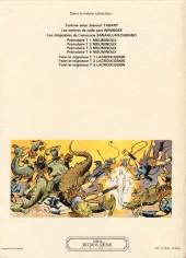Verso de Tärhn, prince des étoiles -4- Planète oubliée